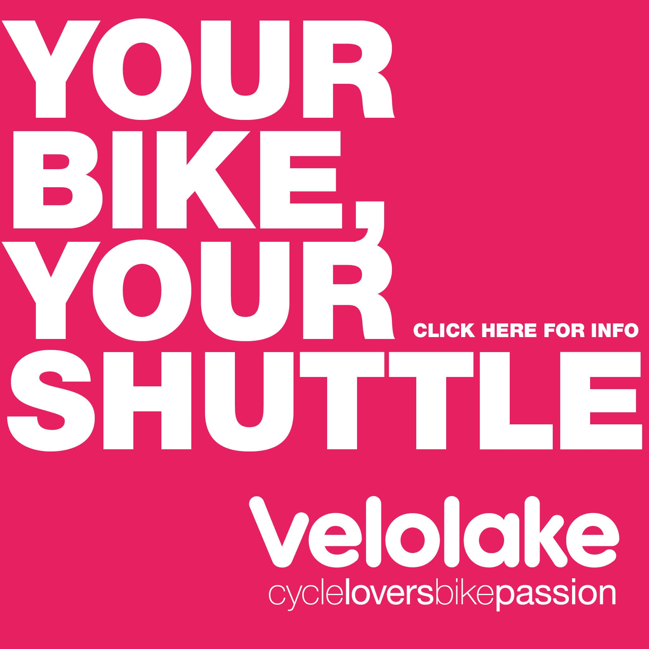 Bike Rentals in North Garda Lake